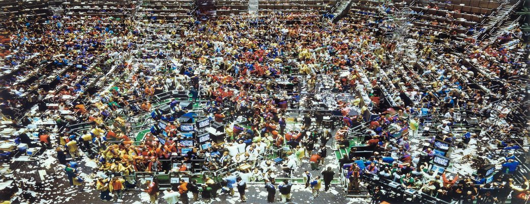 Chicago, Board of Trade II 1999 Andreas Gursky born 1955 Presented by the artist 2000 http://www.tate.org.uk/art/work/P20191
